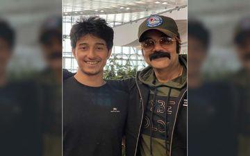 Kakababur Protyaborton: Prosenjit Chatterjee, Aryann Bhowmik Heads To South Africa For The Shooting
