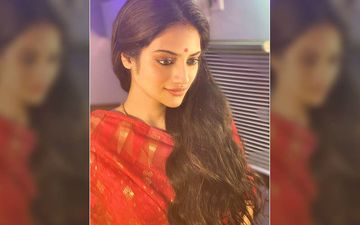 Dictionary: Actress Nusrat Jahan Shares First Look From Her Next Film