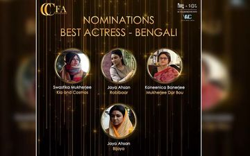 Critics Choice Film Awards 2020: Jaya Ahsan, Swastika Mukherjee, Koneenica Banerjee Nominated For Best Actress In Bengali