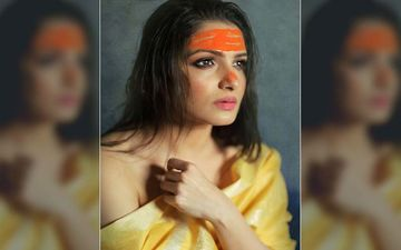 Tanusree Chakraborty Starts 'Gol Roti Challenge', Shares Video On Instagram