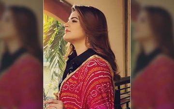 Srabanti Chatterjee Shares Old Throwback Picture From The Set Of  Goynar Baksho