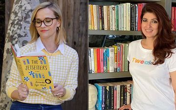 From Reese Witherspoon To Twinkle Khanna, Here's What Celebrities Are Reading During Quarantine