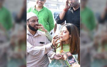 Actress Cum Politician Nusrat Jahan's Father Admitted To Hospital