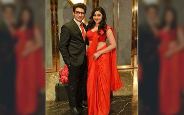 Ridhima Ghosh Treats Gaurav Chakrabarty With Cookies For Cleaning Dishes