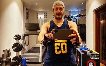 Jisshu Sengupta Shares His Post Workout Selfie On Instagram