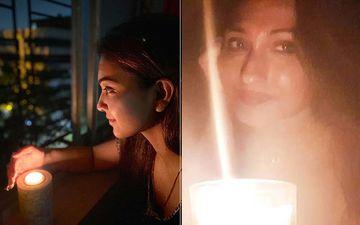 Tollywood Celebs Rittika Sen, Rituparna Sengupta, Koushani Mukherjee And Others Light Diyas, Candles After PM Modi's Appeal
