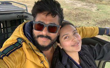 Raj Chakraborty Enjoys Playing Ludo With Wife Subhashree Ganguly