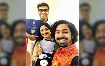 Riddhi Sen Shares A Throwback Picture With Mother; Pens Down Message For Her