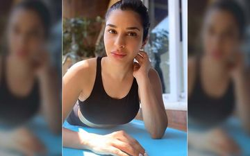 Sophie Choudhry's Quarantine Workout Includes Planks And Backbend, Here's How They Help