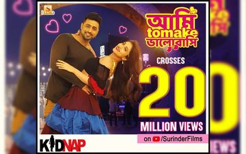Kidnap: Song 'Ami Tomake Bhalo Basi' Crosses 20 Million Views On Youtube