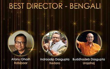 Critics' Choice Film Awards 2020: Atanu Ghosh, Indraadip Dasgupta And Buddhadeb Dasgupta Nominated For Best Director Bengali