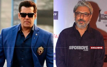 Did Sanjay Leela Bhansali And Salman Khan Have Creative Differences Over Inshallah? - EXCLUSIVE