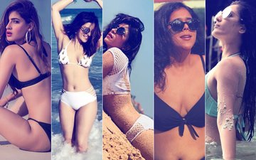 BEST & WORST BIKINI Look Of The Week:  Karishma Sharma, Shama Sikander, Kishwer Merchant, Rytasha Rathore Or Puja Banerjee?