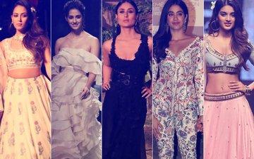 BEST DRESSED & WORST DRESSED At LFW 2018: Mira Rajput, Disha Patani, Kareena Kapoor, Janhvi Kapoor Or Nidhhi Agerwal?