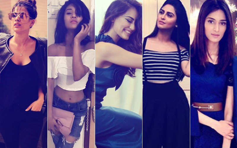 BEST DRESSED & WORST DRESSED Of The Week: Nia Sharma, Shivangi Joshi, Surbhi Jyoti, Krystle D'Souza Or Erica Fernandes?