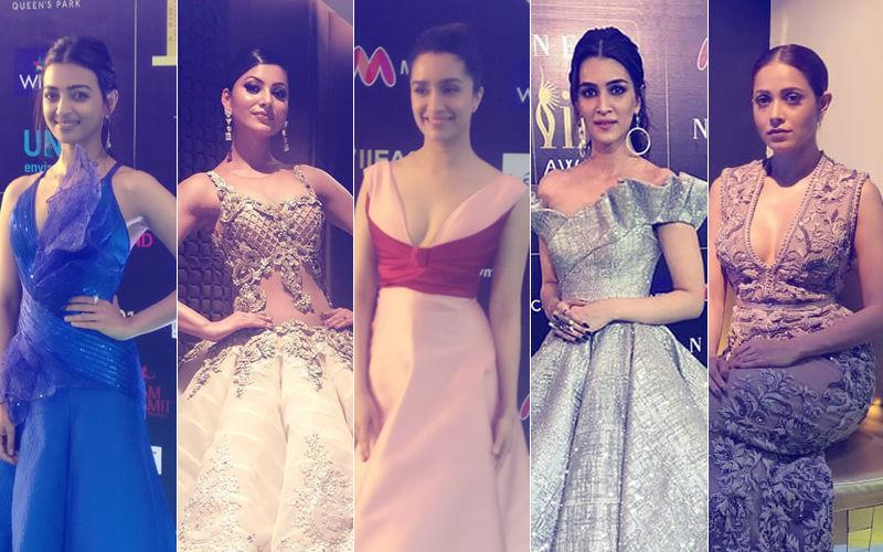 BEST DRESSED OR WORST DRESSED At IIFA 2018: Radhika Apte, Urvashi Rautela, Shraddha Kapoor, Kriti Sanon Or Nushrat Bharucha?
