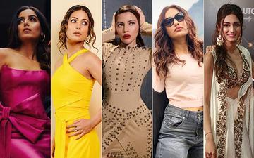 BEST DRESSED OR WORST DRESSED Of The Week: Srishty Rode, Hina Khan, Shama Sikander, Surbhi Jyoti Or Erica Fernandes?