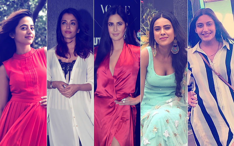 BEST DRESSED & WORST DRESSED Of The Week: Helly Shah, Katrina Kaif, Aishwarya Rai, Nia Sharma Or Surbhi Chandana?