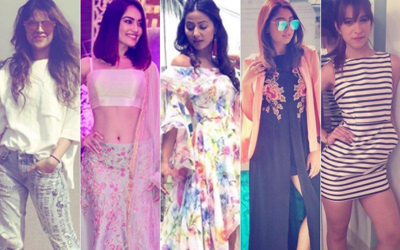 BEST DRESSED & WORST DRESSED Of The Week: Nia Sharma, Surbhi Jyoti, Hina Khan, Niti Taylor Or Benafsha Soonawalla?