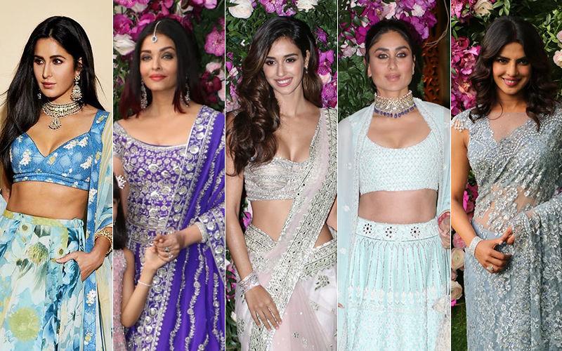 BEST DRESSED & WORST DRESSED At Akash Ambani-Shloka Mehta Wedding: Katrina Kaif, Aishwarya Rai Bachchan, Disha Patani, Kareena Kapoor Khan Or Priyanka Chopra Jonas?