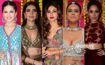 BEST DRESSED & WORST DRESSED At Ekta Kapoor And T-Series Diwali Bashes: Sunny Leone, Karishma Tanna, Mouni Roy, Nia Sharma Or Nushrat Bharucha?