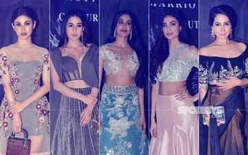 BEST DRESSED & WORST DRESSED At Manish Malhotra's Show: Mouni Roy, Sara Ali Khan, Janhvi Kapoor, Athiya Shetty Or Kim Sharma?