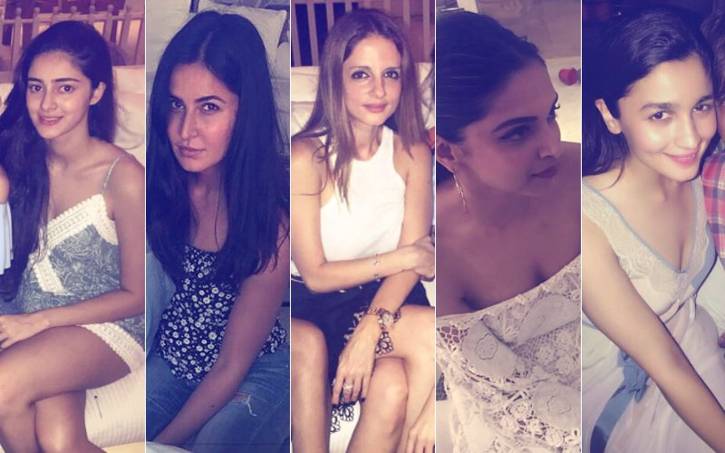 BEST DRESSED & WORST DRESSED At SRK's 52ND Birthday Bash: Ananya Pandey, Katrina Kaif, Sussanne Khan, Deepika Padukone Or Alia Bhatt?