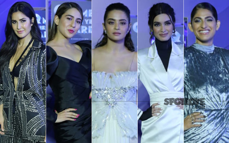 BEST DRESSED & WORST DRESSED At The GQ Men Of The Year Awards 2019: Katrina Kaif, Sara Ali Khan, Surveen Chawla, Diana Penty Or Kubbra Sait?
