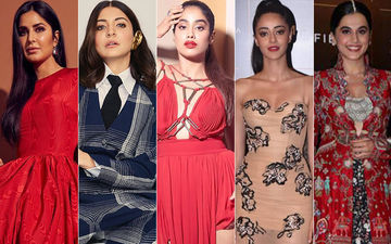 BEST DRESSED & WORST DRESSED At Vogue Women Of The Year 2019: Katrina Kaif, Anushka Sharma, Janvhi Kapoor, Taapsee Pannu Or Ananya Panday?