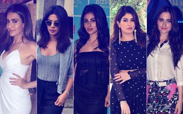 BEST DRESSED & WORST DRESSED Of The Week: Karishma Tanna, Priyanka Chopra, Mouni Roy, Bandgi Kalra Or Sanjeeda Shaikh?
