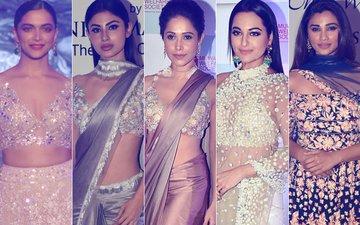 BEST DRESSED OR WORST DRESSED At Mijwan 2018: Deepika Padukone, Mouni Roy, Nushrat Bharucha, Sonakshi Sinha Or Daisy Shah?