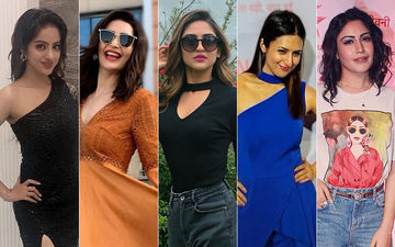 BEST DRESSED & WORST DRESSED Of The Week: Deepika Singh, Karishma Tanna, Krystle Dsouza, Divyanka Tripathi Or Surbhi Chandna?