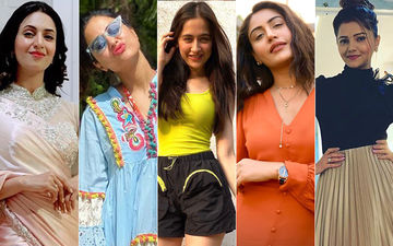 BEST DRESSED & WORST DRESSED Of The Week: Divyanka Tripathi, Hina Khan, Sanjeeda Shaikh, Surbhi Chandna Or Rubina Dilaik?