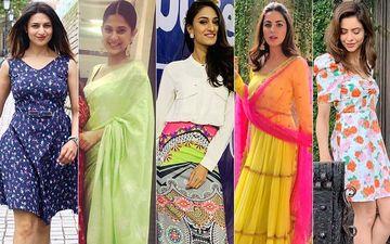BEST DRESSED & WORST DRESSED Of The Week: Divyanka Tripathi, Jennifer Winget, Erica Fernandes, Shradha Arya Or Aamna Sharif?