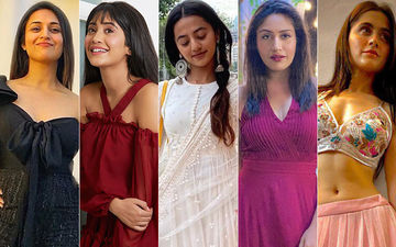 BEST DRESSED & WORST DRESSED Of The Week: Divyanka Tripathi, Shivangi Joshi, Helly Shah, Surbhi Chandna Or Sanjeeda Shaikh?