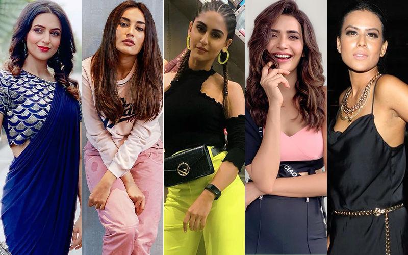 BEST DRESSED & WORST DRESSED Of The Week: Divyanka Tripathi, Surbhi Jyoti, Krystle D'Souza, Karishma Tanna Or Nia Sharma?