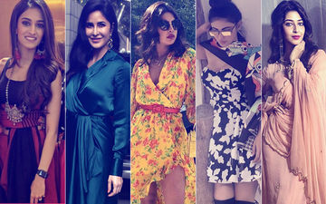BEST DRESSED & WORST DRESSED Of The Week: Erica Fernandes, Katrina Kaif, Priyanka Chopra, Mouni Roy Or Sonarika Bhadoria?