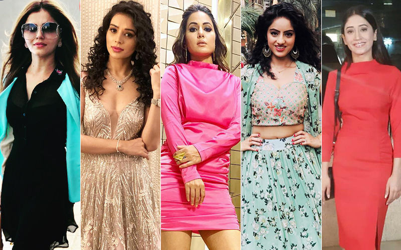 BEST DRESSED & WORST DRESSED Of The Week: Hina Khan, Deepika Singh, Shivangi Joshi, Rubina Dilaik Or Sukirti Kandpal?