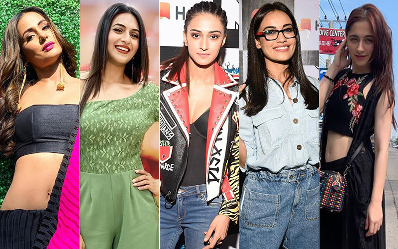 BEST DRESSED & WORST DRESSED Of The Week: Hina Khan, Divyanka Tripathi, Erica Fernandes, Surbhi Jyoti Or Sanjeeda Shaikh?