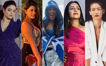 BEST DRESSED & WORST DRESSED Of The Week: Jasmin Bhasin, Bhumika Gurung, Nia Sharma, Divyanka Tripathi Or Surbhi Chandna?