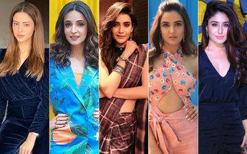BEST DRESSED & WORST DRESSED Of The Week: Jasmin Bhasin, Sanaya Irani, Karishma Tanna, Aamna Sharif Or Kritika Kamra?
