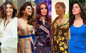 BEST DRESSED & WORST DRESSED Of The Week: Karishma Tanna, Ridhi Dogra, Surbhi Jyoti, Rubina Dilaik Or Shraddha Arya?