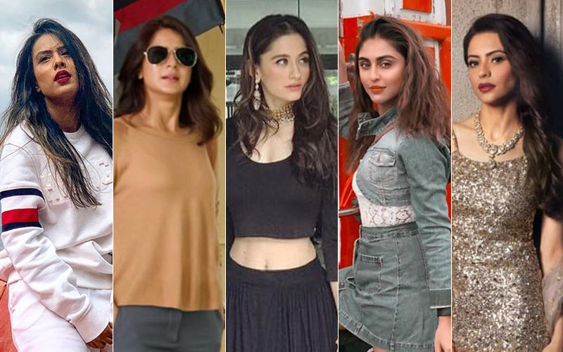 BEST DRESSED & WORST DRESSED Of The Week: Nia Sharma, Jennifer Winget, Sanjeeda Shaikh, Krystle D'souza Or Aamna Sharif?