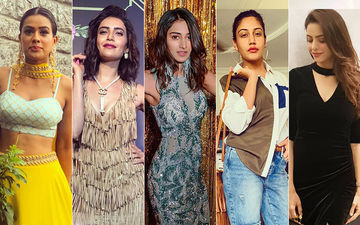 BEST DRESSED & WORST DRESSED Of The Week: Nia Sharma, Karishma Tanna, Erica Fernandes, Surbhi Chandna Or Aamna Sharif?