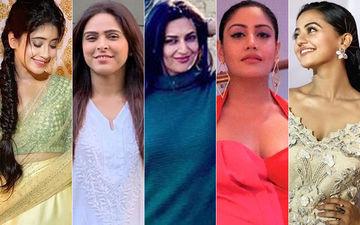 BEST DRESSED & WORST DRESSED Of The Week: Shivangi Joshi, Madhurima Tuli, Divyanka Tripathi, Surbhi Chandna Or Helly Shah?