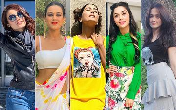 BEST DRESSED & WORST DRESSED Of The Week: Surbhi Jyoti, Nia Sharma, Hina Khan, Eisha Singh Or Sanjeeda Shaikh?