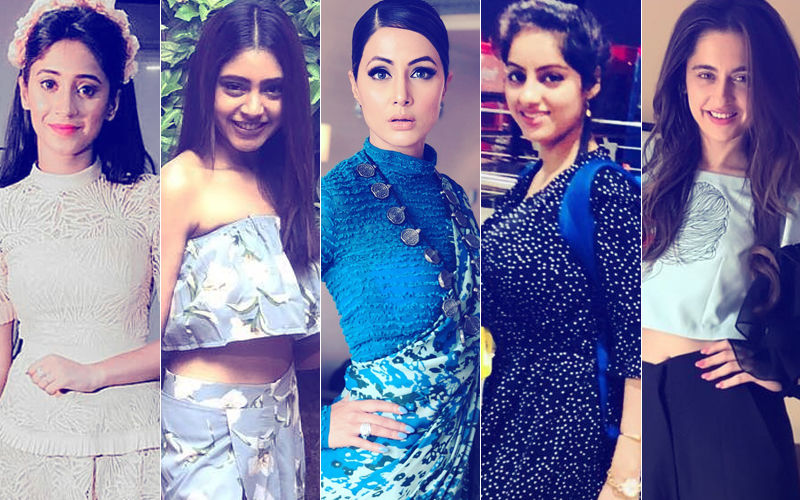 BEST DRESSED OR WORST DRESSED Of The Week: Shivangi Joshi, Niti Taylor, Hina Khan, Deepika Singh Or Sanjeeda Shaikh?