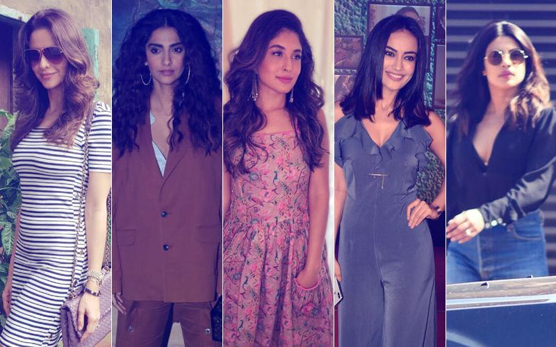 BEST DRESSED & WORST DRESSED Of The Week: Aamna Sharif, Sonam Kapoor, Kritika Kamra, Surbhi Jyoti Or Priyanka Chopra?