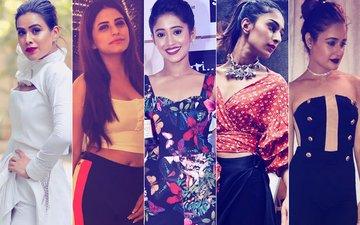BEST DRESSED & WORST DRESSED Of The Week: Nia Sharma, Bhumika Gurung, Shivangi Joshi, Erica Fernandes Or Yuvika Chaudhary?