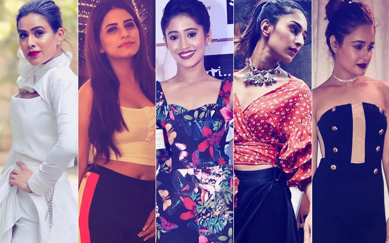 BEST DRESSED & WORST DRESSED Of The Week: Nia Sharma, Bhumika Gurung, Shivangi Joshi, Erica Fernandes Or Yuvika Chaudhary?
